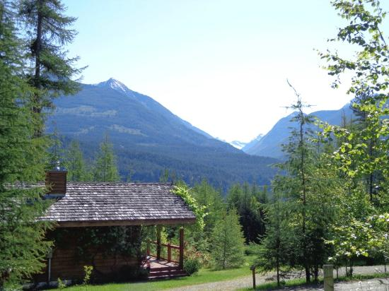 Wing Creek Resort: Cabin 5 view