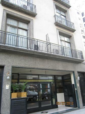 Hotel Boutique Reino Del Plata: Fachada