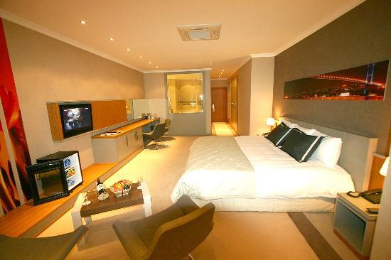 Klas Hotel: Executive Suite