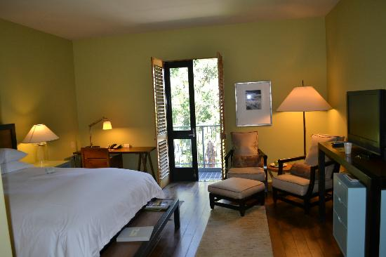 Hotel Healdsburg: King Room