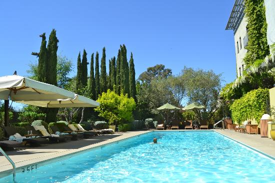 Hotel Healdsburg : Lovely Pool