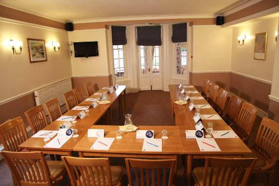 Best Western Deincourt Hotel: one of our smaller conference rooms