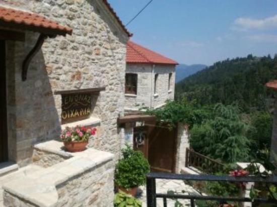 Hotel Spa Montana: Karpenisi town