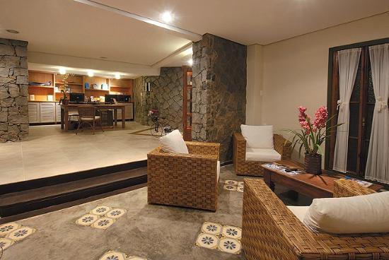 Porto Pacuiba Hotel : Recepção