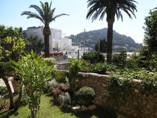 Villa Aida: Vista