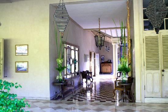 The Shaba Bali: Villa entrance