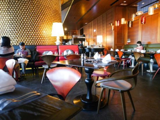 Cheese buffet - Picture of Kitchen (W Hotel Hong Kong), Hong Kong ...