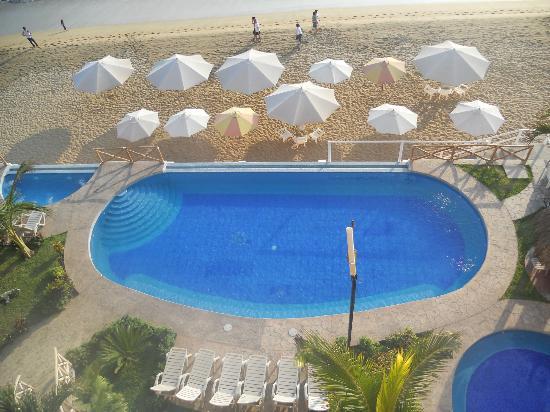 Hotelito Escondido Manzanillo: Alberca