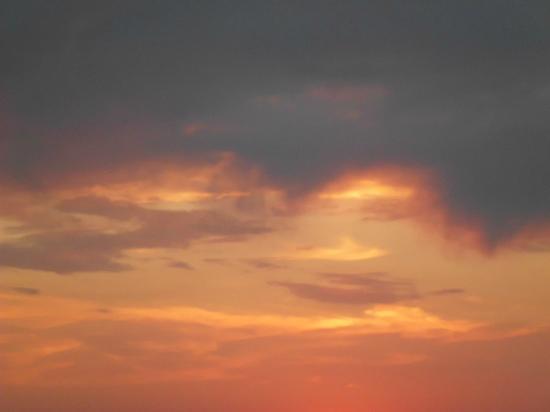 South Bass Island Lighthouse: Sunset at South Bass Lighthouse