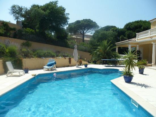 Le Petit Ramses : piscine