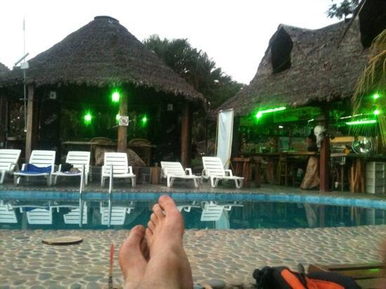 Oscar's Swimming Pool