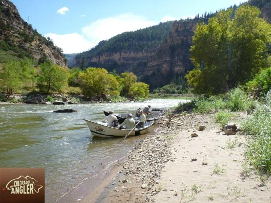 The Colorado Angler: Day out on the river