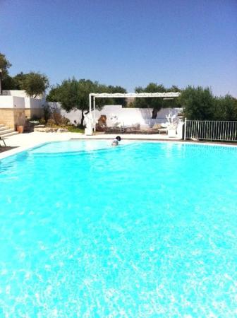 Corte Di Ferro Hotel & Wellness Resort : Zona Piscina