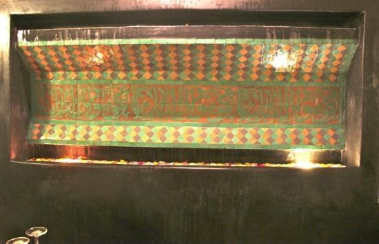 Le Comptoir du Pacha: Tableau d'eau et caligraphie arabe ...