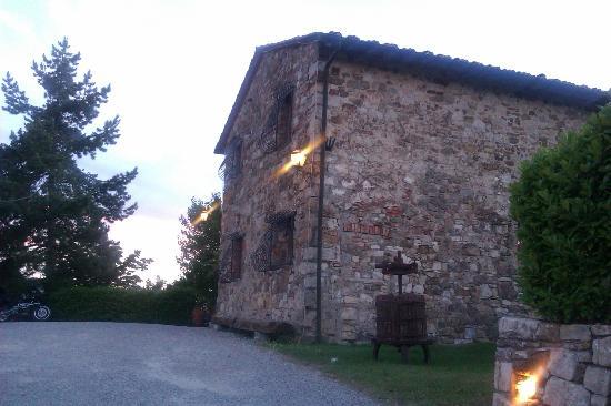 Hotel Colle Etrusco Salivolpi: Hotel Salivolpi