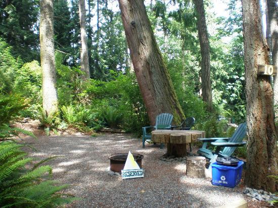Garden Faire Campground: Campsite K