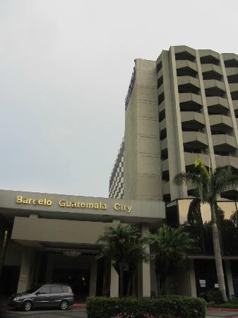 Barcelo Guatemala City: Exterior