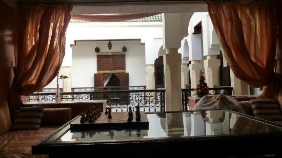 Riad Dar Sohane: Salon