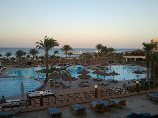 Beach Albatros Resort: room sea view