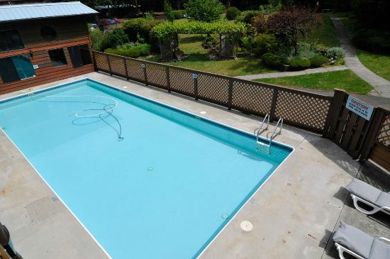 The Haven Resort : The Haven's pool is open all summer.