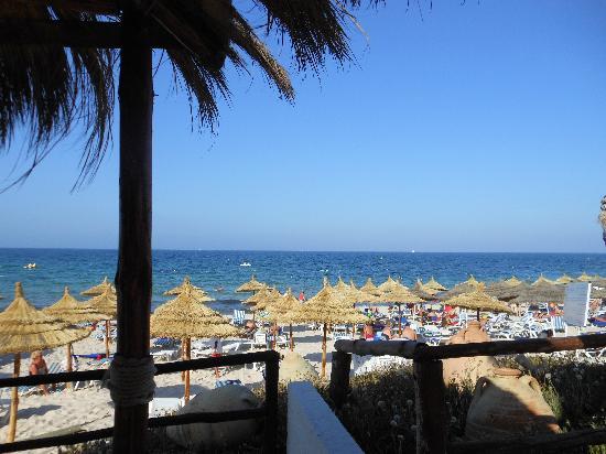 Iberostar Diar El Andalous: von der Strandbar zum Meer