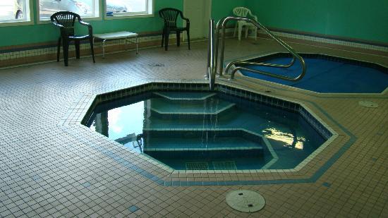 سكاجيت موتور إن: Hot-tub