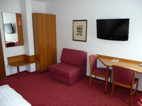 Hotel Find: sauber,hell und modern gestaltet