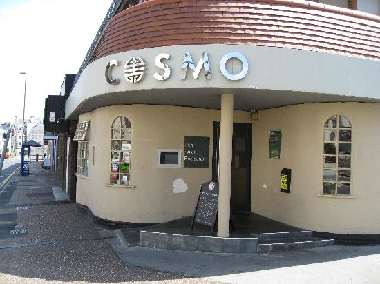 COSMO Eastbourne: Cosmo,Seaside Road,Eastbourne.