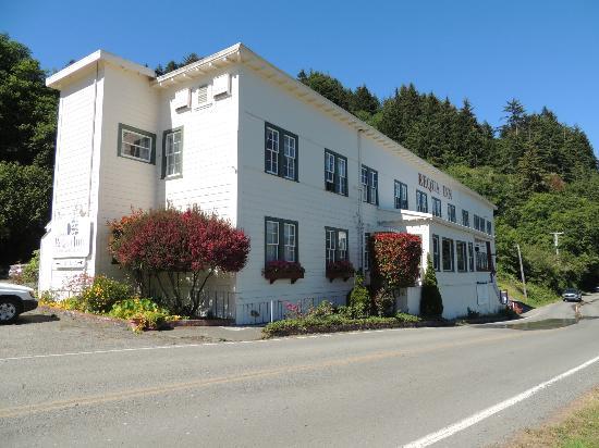 Historic Requa Inn: Requa inn exterior