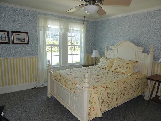 Historic Requa Inn: Requa Inn Bedroom