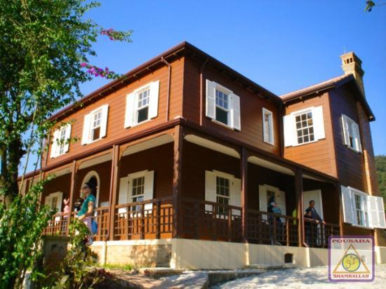 Pousada Shamballah: Museu Castelinho