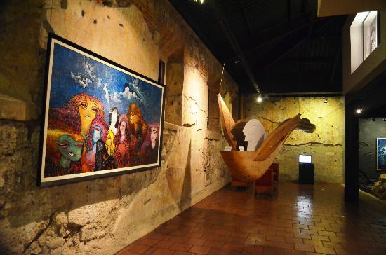Casa Santo Domingo: Museu