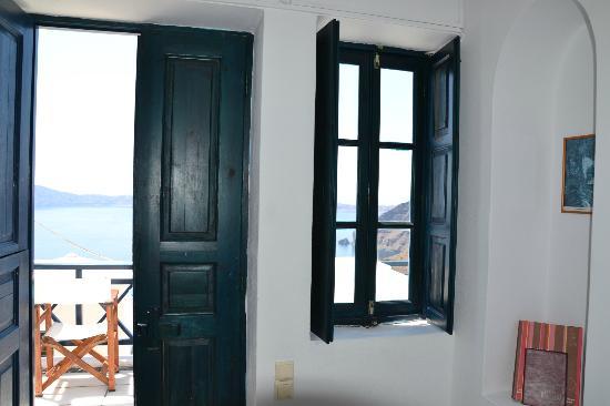 Santorini Reflexions Volcano: Interno camera