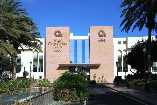 SBH Costa Calma Palace: Ingresso hotel