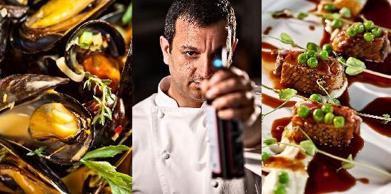 Bistro La Bon: Executive Chef Majid Amoorpour