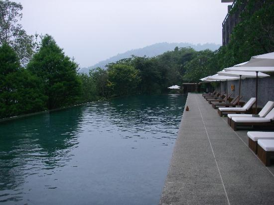 The Lalu Sun Moon Lake: Pool