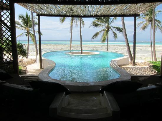 Boutique Hotel Matlai: Grande piscine