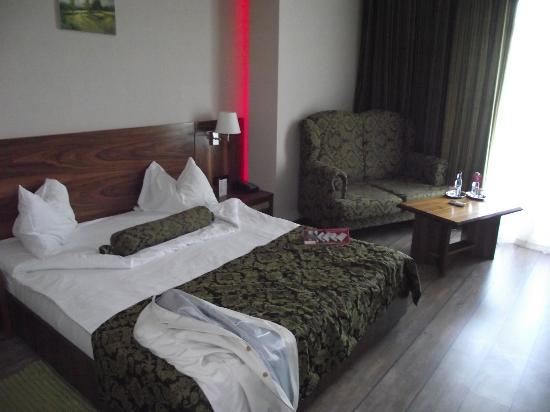 Phoenicia Express Hotel : Meticulously kept Room