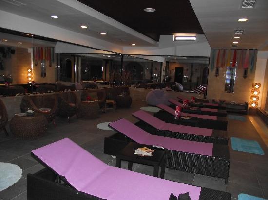Phoenicia Express Hotel : Health Spa