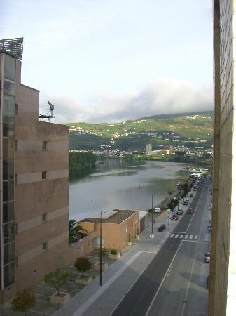 Imperio Hotel : Blick auf den Rio Douro