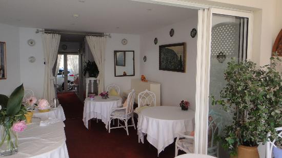 Le Roquebrune: restaurant / breakfast