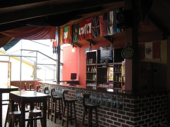 Southern Comfort Hostels: Bar