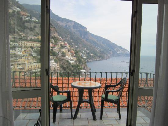 Casa Cosenza: Balcony