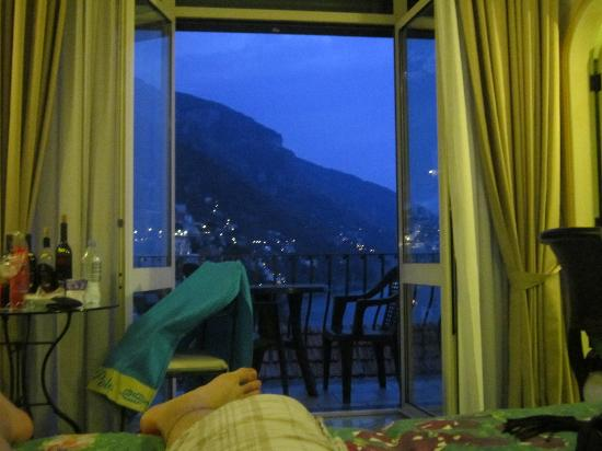 Casa Cosenza: View balcony