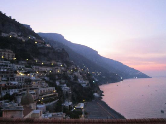 Casa Cosenza: Sunrise