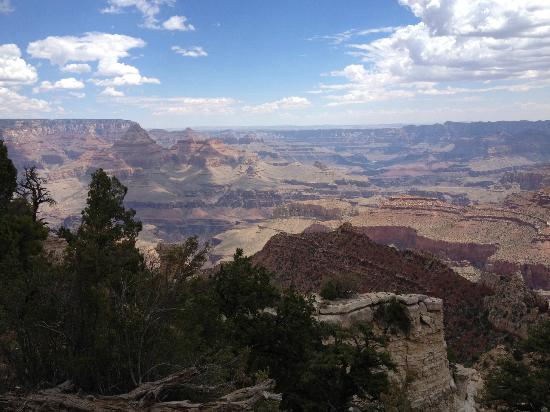 All-Star Grand Canyon Tours: Just one of the many views of the canyon