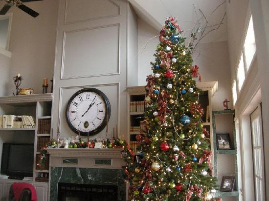Davis Mountains Inn: Christmas at the Inn