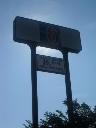 Motel 6 Norcross: Motel 6