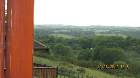Crowhurst Park: View of Sussex Countryside