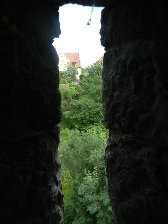 Town Walls : Holes in the wall